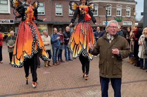 Jan Markink opent Het Liefdespad